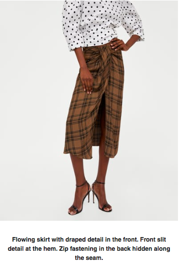 0586114fcc Zara has appropriated the traditional Indian lungi for hipsters ...