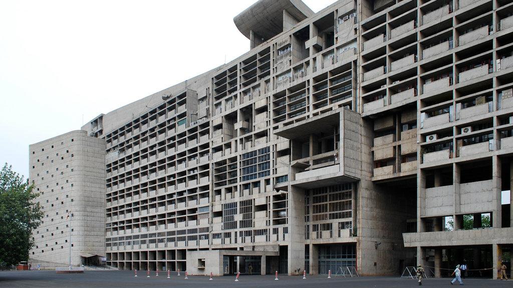 India-Chandigarh-Le-Corbusier