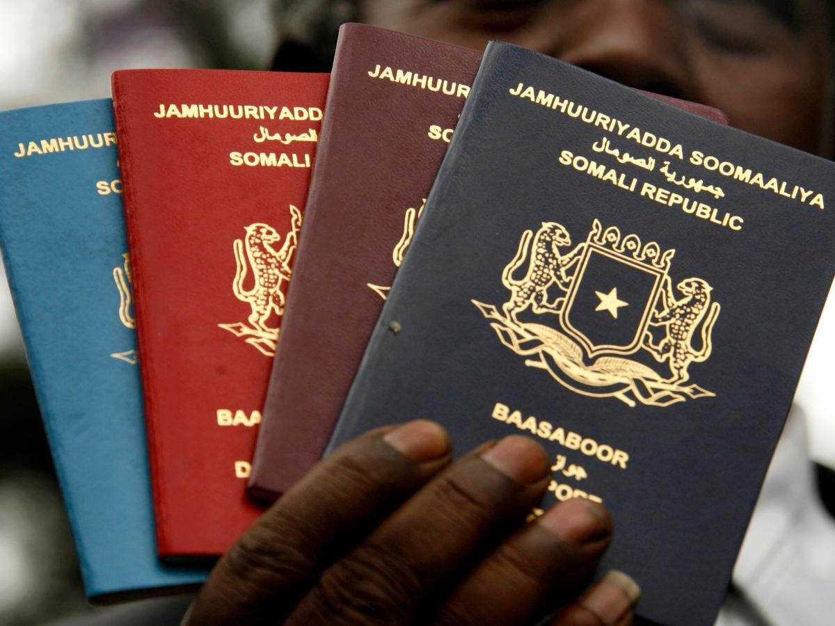 Africa S Most Powerful Passports Seychelles Strengthens While Somalia Struggles Quartz Africa