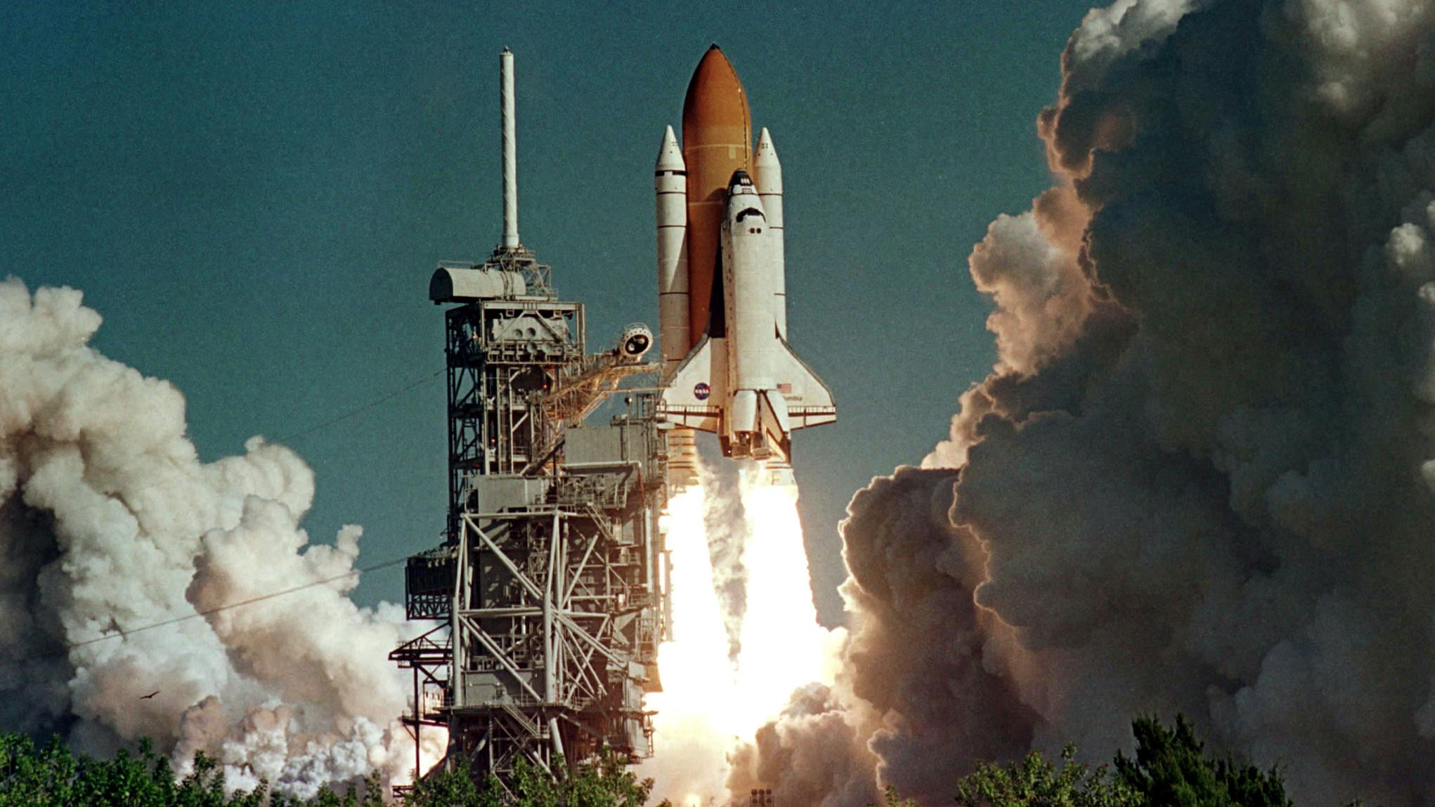space shuttle columbia ramp - photo #17