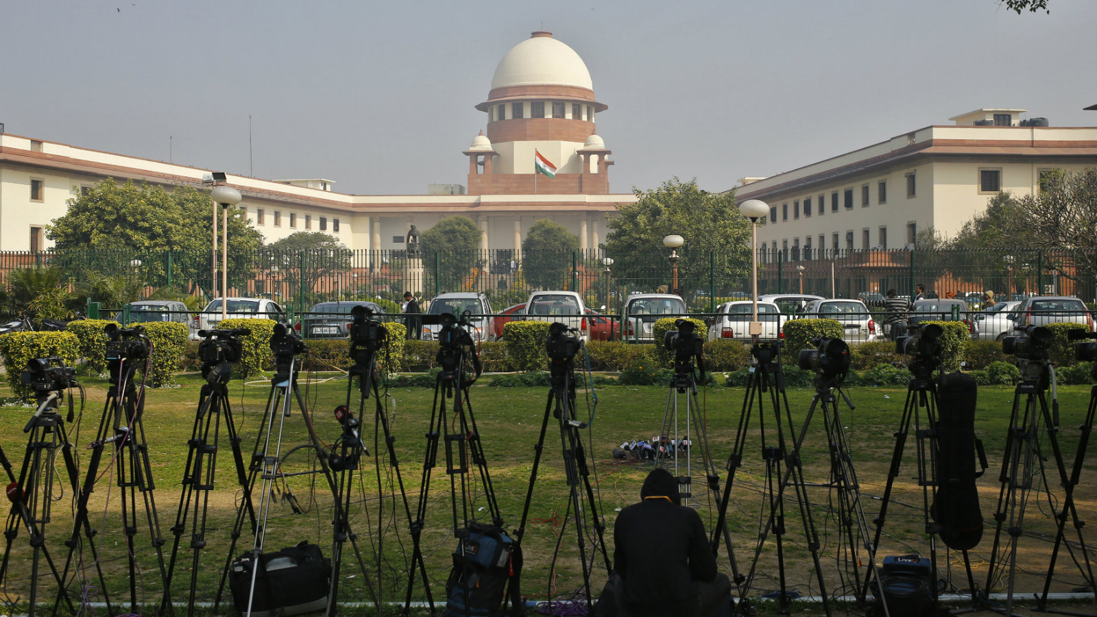 Only transparency can fix the crisis in India's supreme court ...