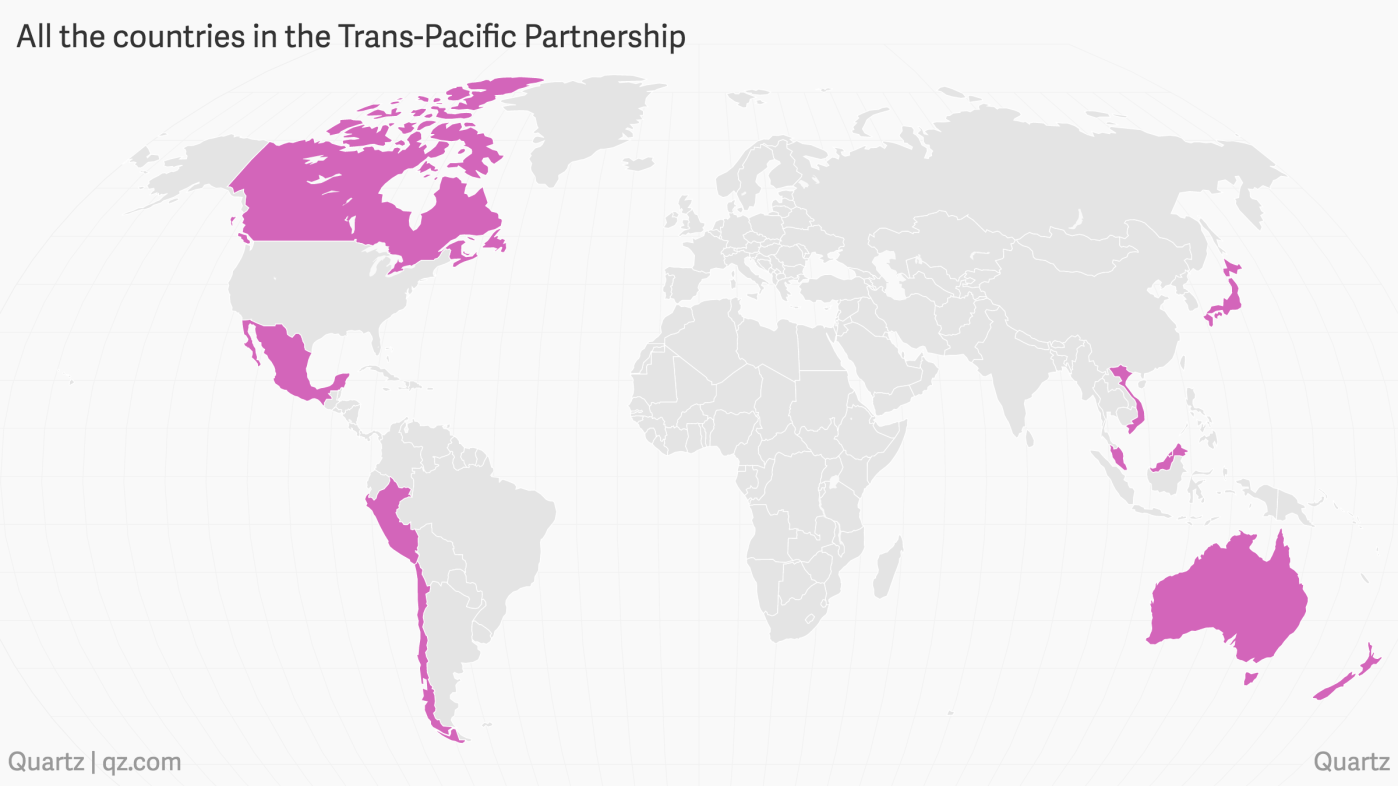 Uks Brexit Trade Plan To Join Tpp Impact On China Joining And Us
