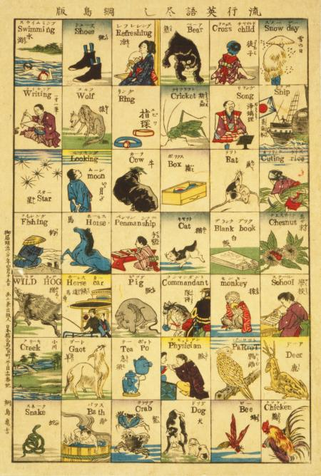 Japan once considered switching its national language to