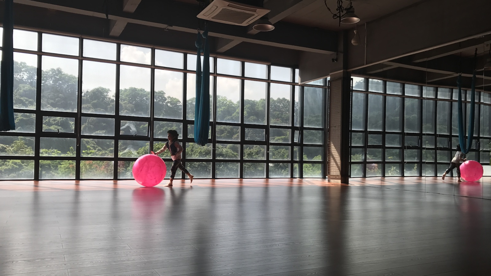 Shenzhen / Wutong Art Village: yoga studio higher res