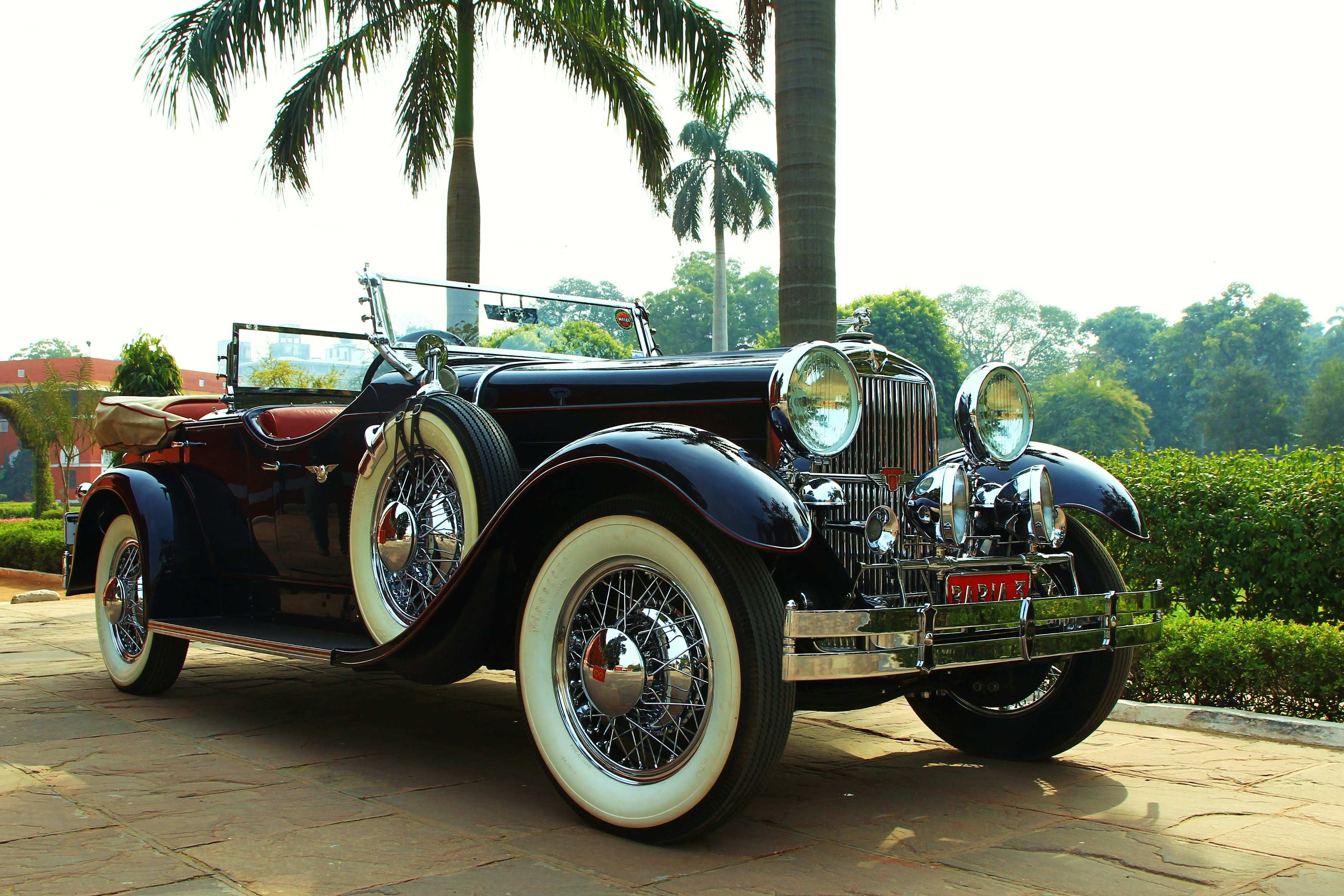 Auto Expo An Indian Lawyer S Incredible Collection Of Vintage Cars