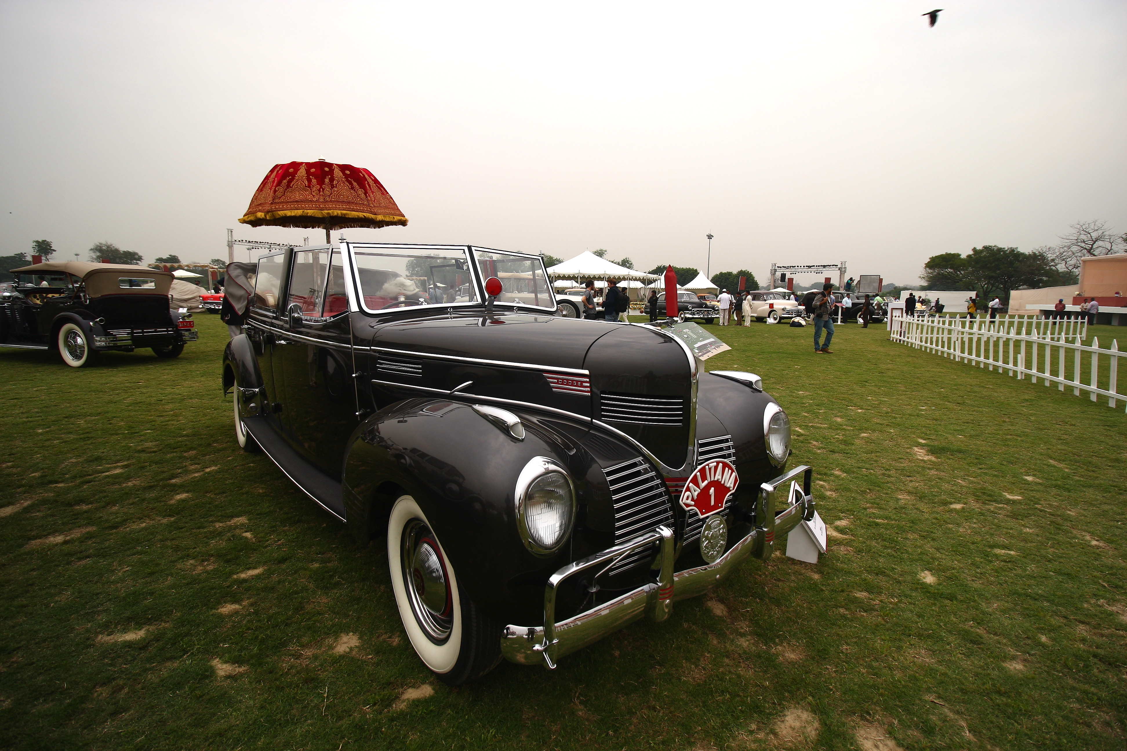 Auto Expo: An Indian lawyer's incredible collection of