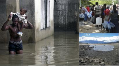 Climate Change Africa S Challenge With Both Floods And Droughts