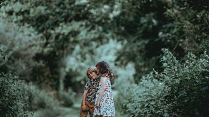 Younger siblings help older ones develop empathy, according to a new