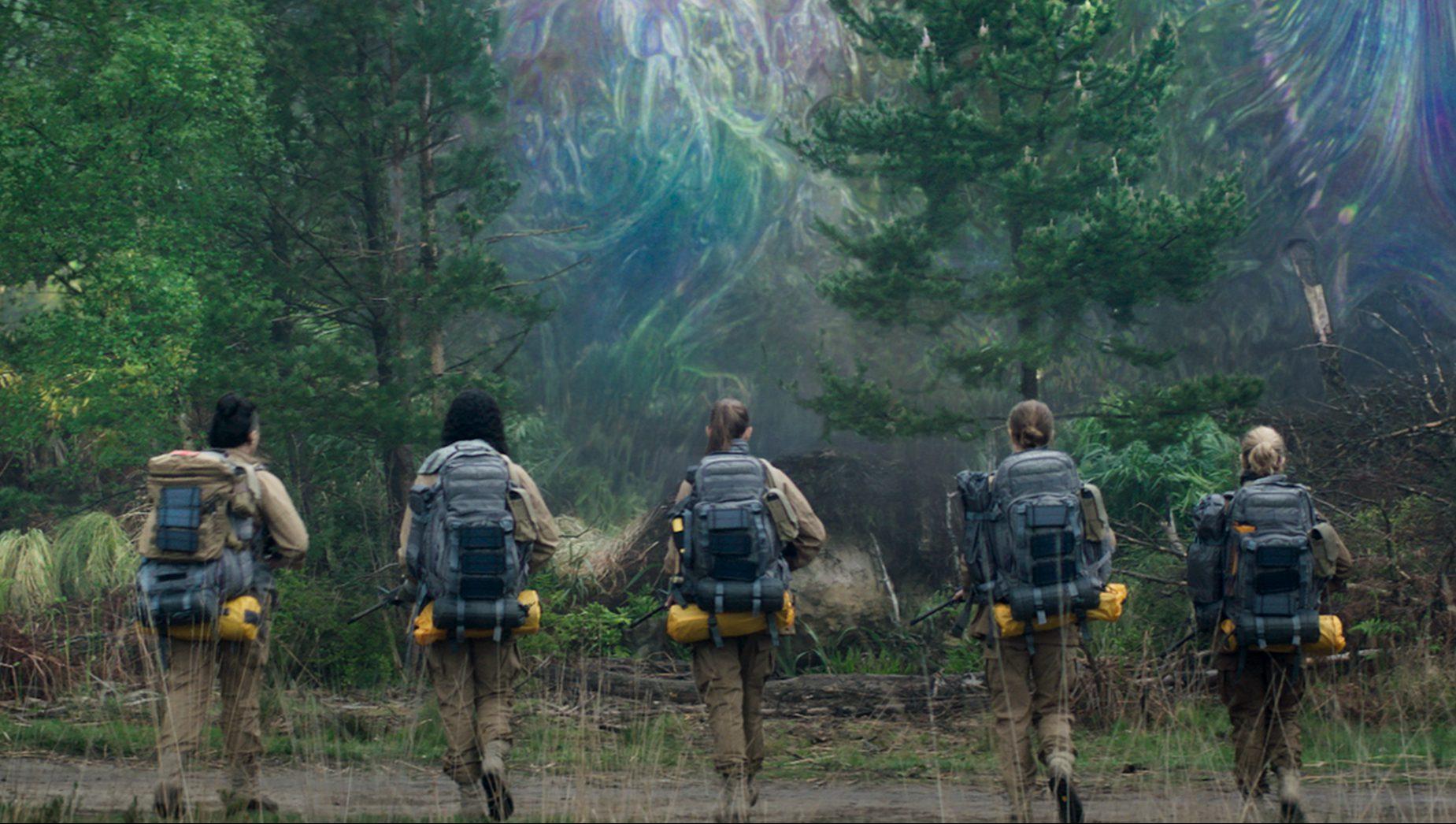 "Annihilation"" review: Natalie Portman's newest movie is the best kind of philosophical sci-fi — Quartz"