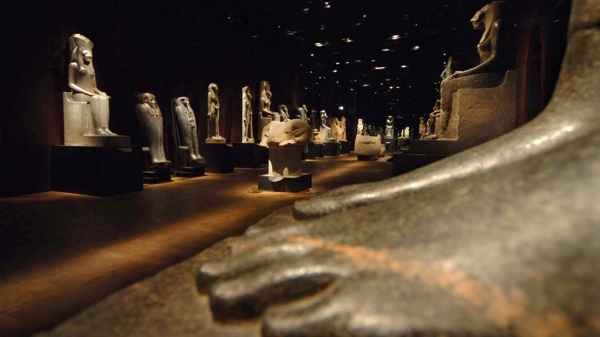 Turin's Egyptian Museum