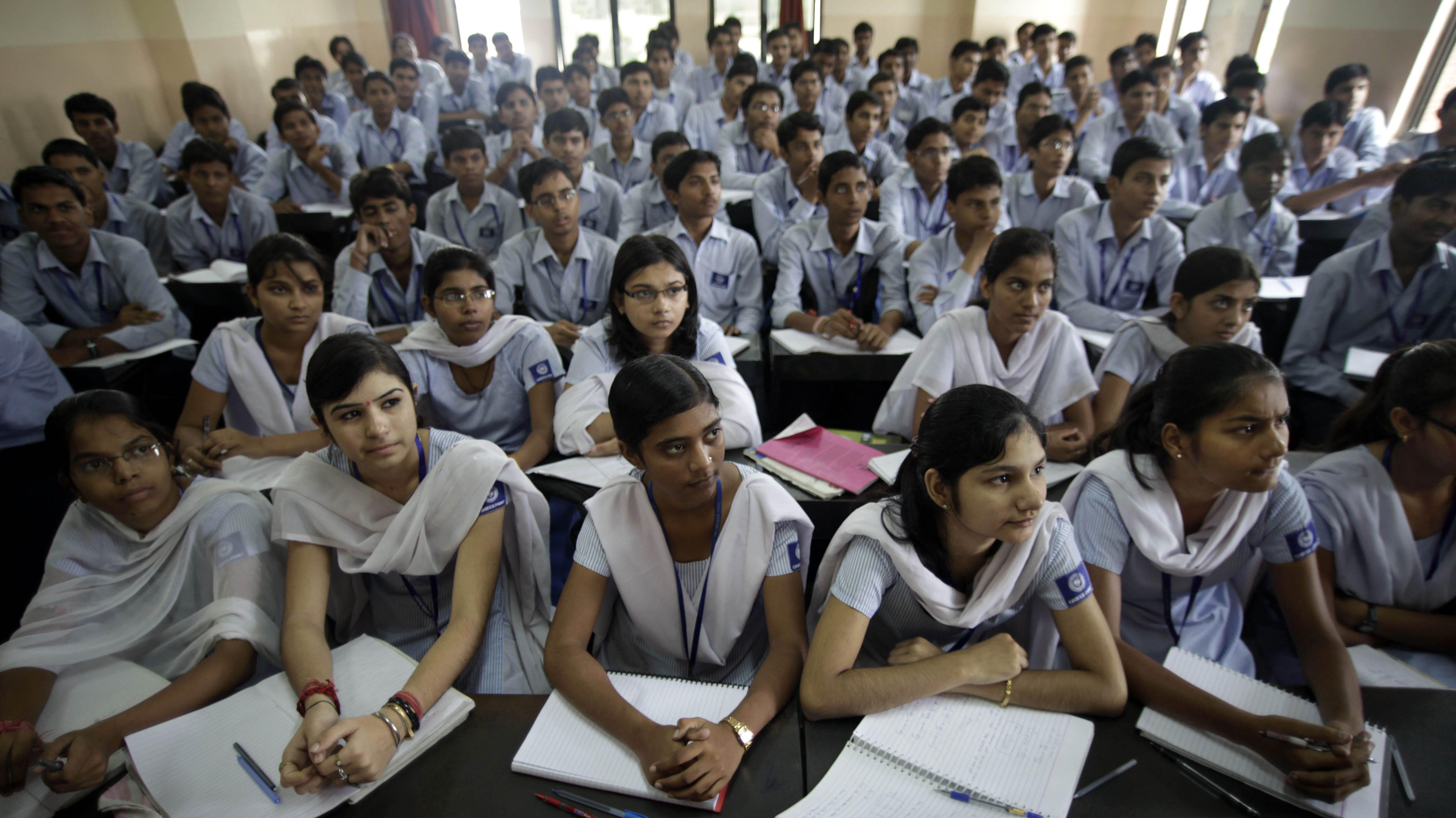 India Cram School Dreams