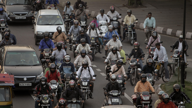 India Road Rage
