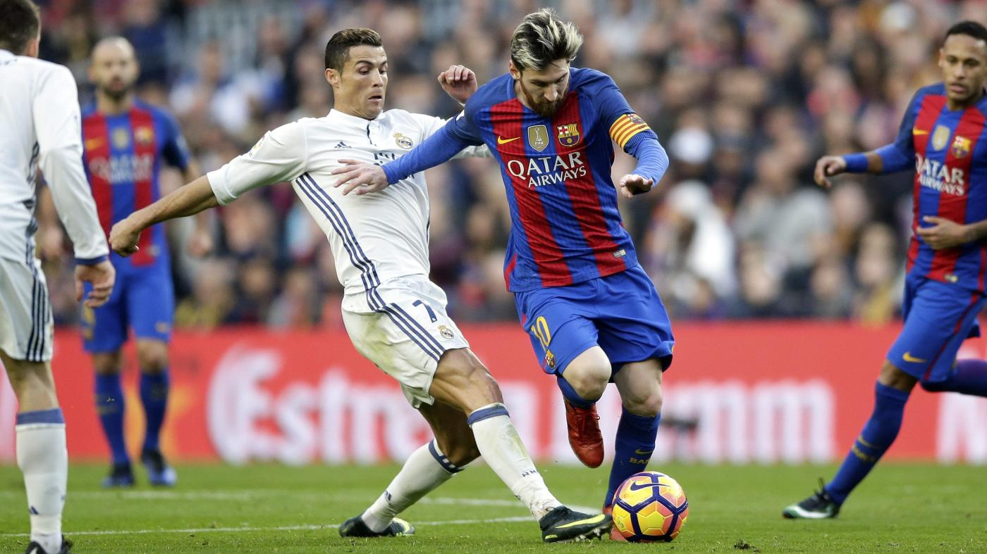 MWC 2018: Spanish soccer's LaLiga is making TV games look more like