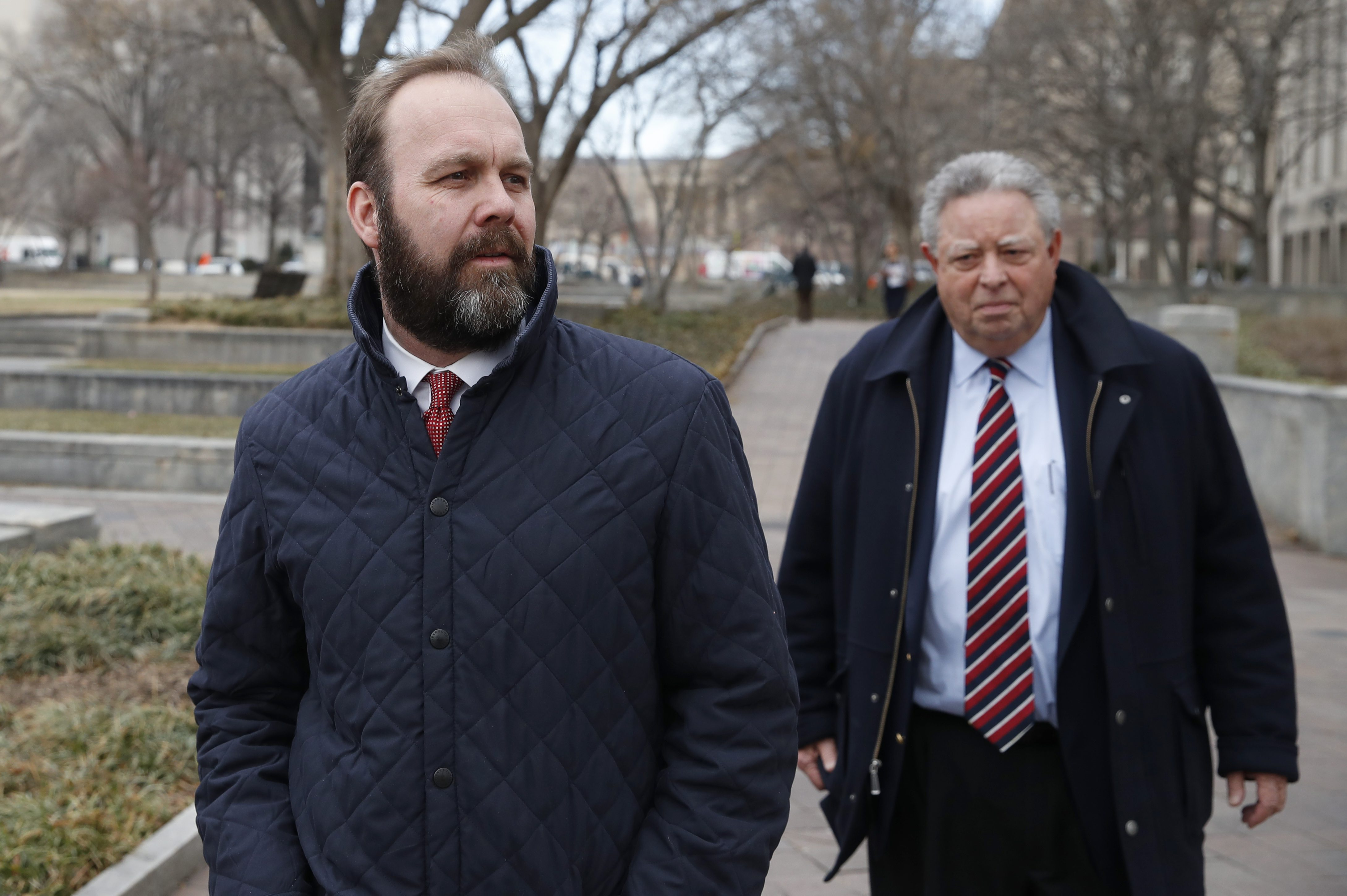 Gates has pled guilty to Robert Mueller's charges stemming back to his time with Paul Manafort as a spin doctor in Ukraine.
