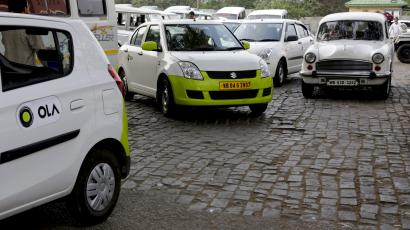 With Uber in crisis, Ola zooms ahead in India's taxi wars