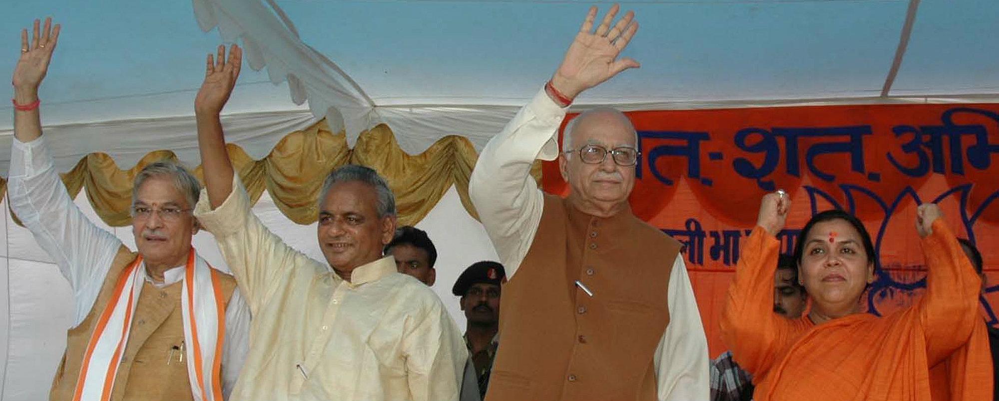 India-Politics-Ayodhya