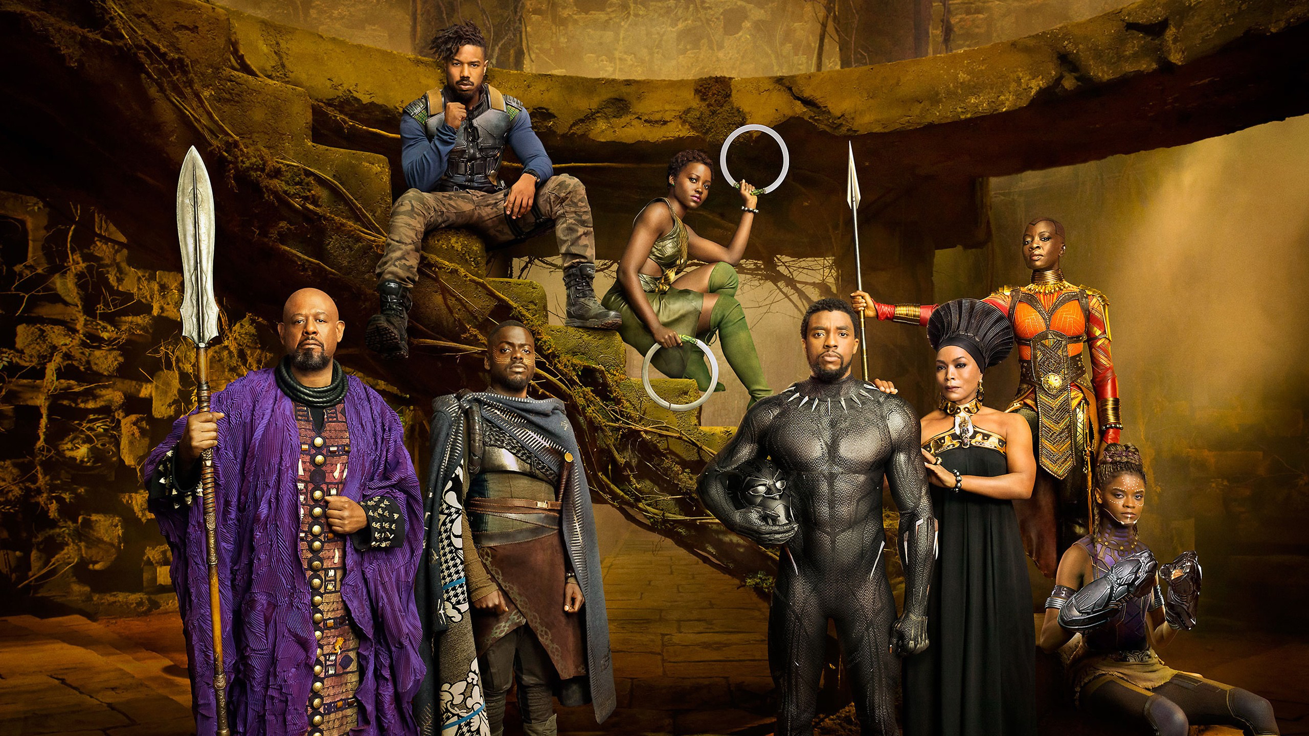 Black Panther: African audiences join in the global hype