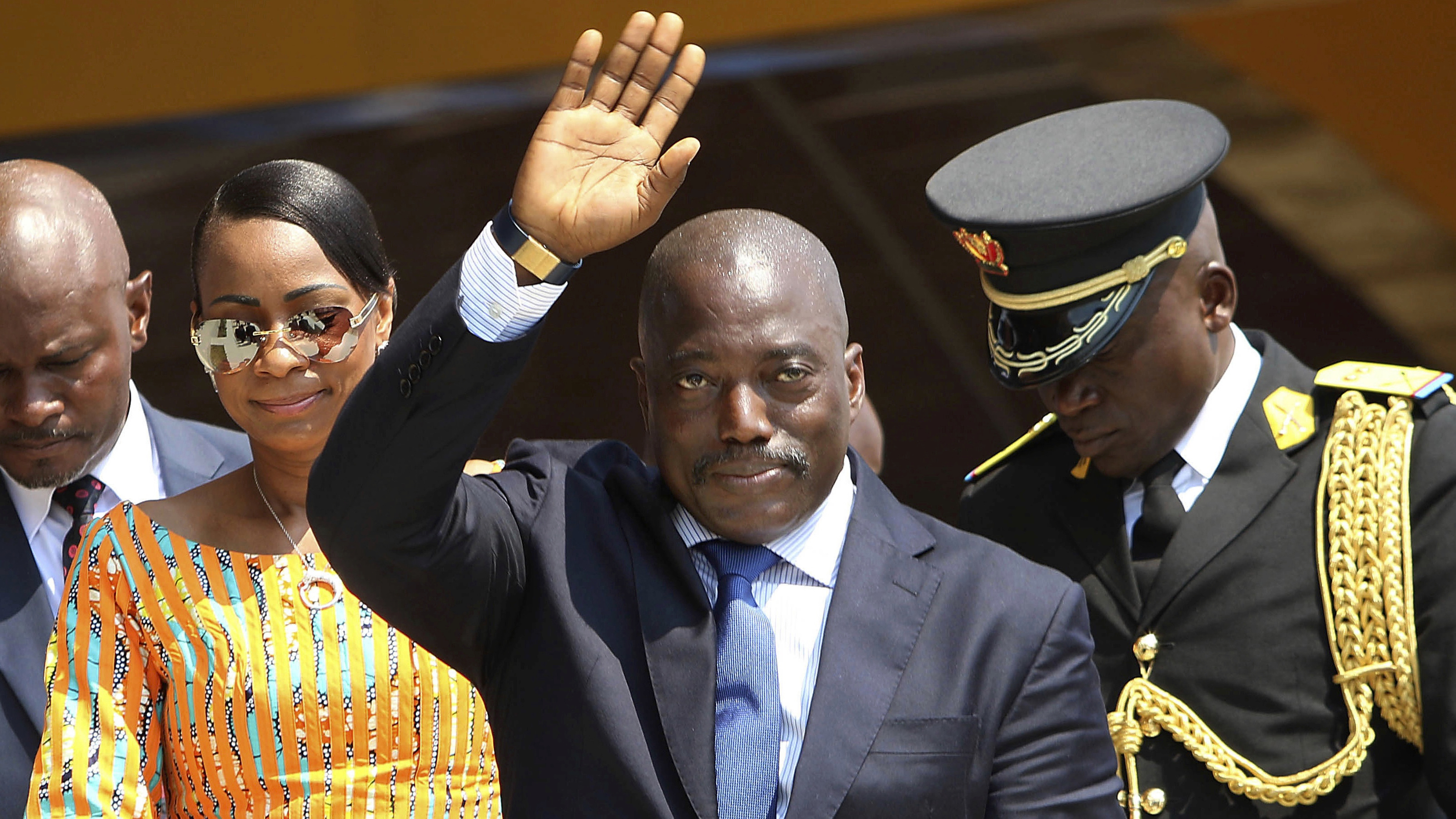 DR Congo election: Joseph Kabila will not seek third term says communications minister