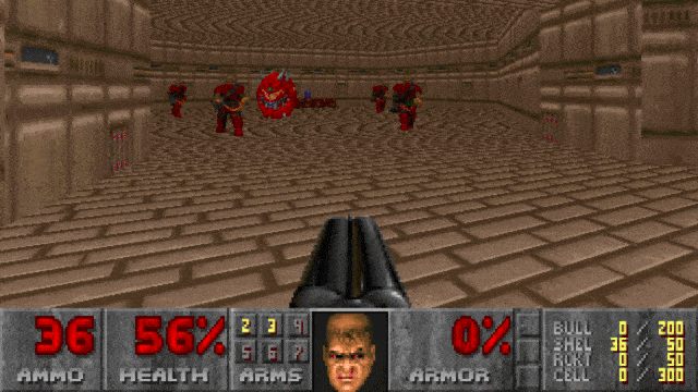 Doom, the game that kicked off a video game revolution
