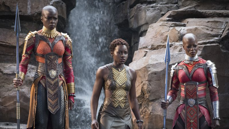 All the real African tribes that inspired Black Panther's set and costume designers