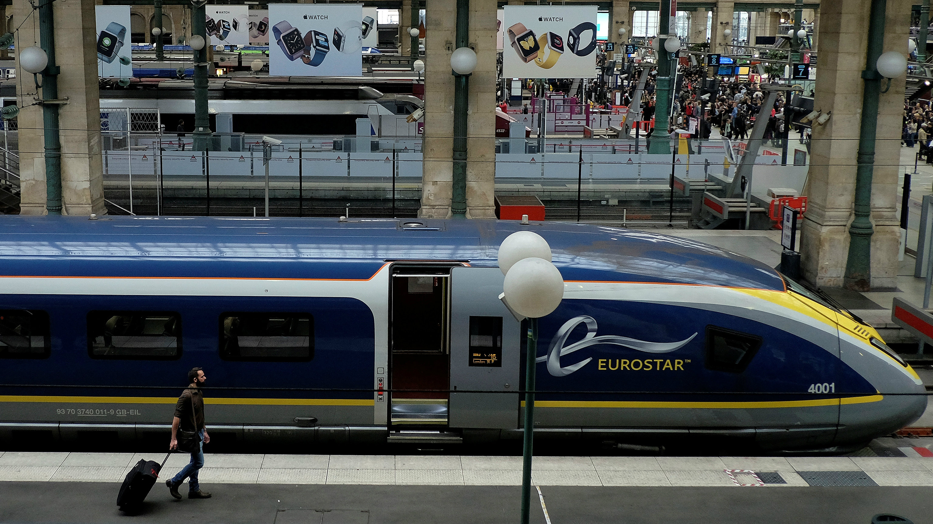 Eurostar Launches Direct Train From London To Amsterdam