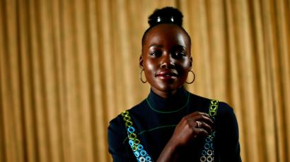 Lupita Nyong'o to produce and star in the film adaptation of Trevor Noah's biography 'Born a Crime'