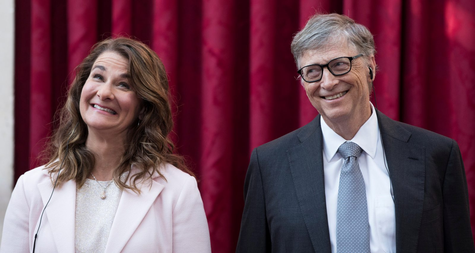 Bill Gates and Melinda Gates reveal the secret to relationship success —  Quartz at Work