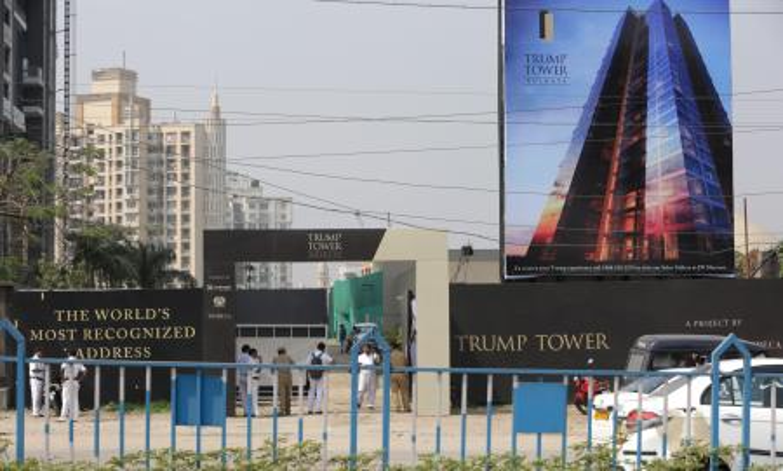 India-TrumpTower