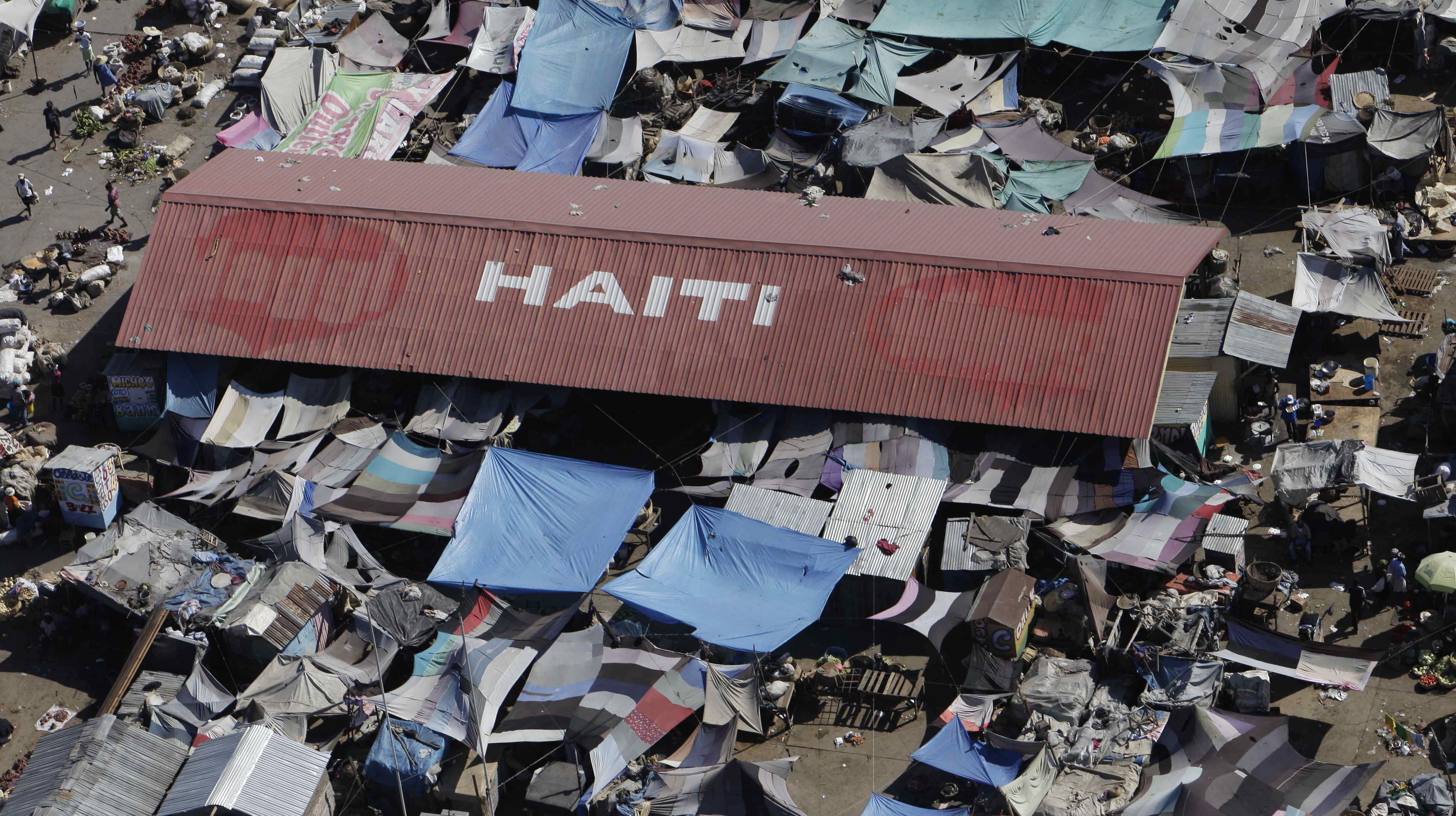 The Haiti country director for Oxfam admitted to hiring prostitutes, which is illegal. He quietly resigned and went on to a high-level position at another charity.