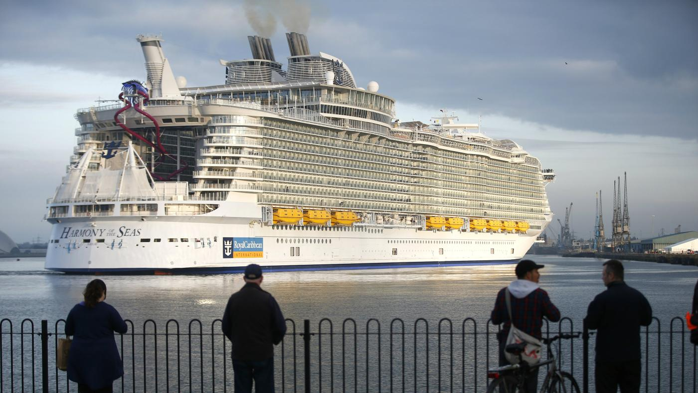 Facial recognition is making its way to cruise ships