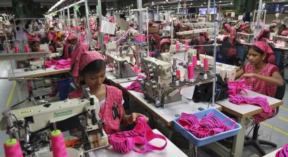A study of Indian garment workers shows how soft skills make ...