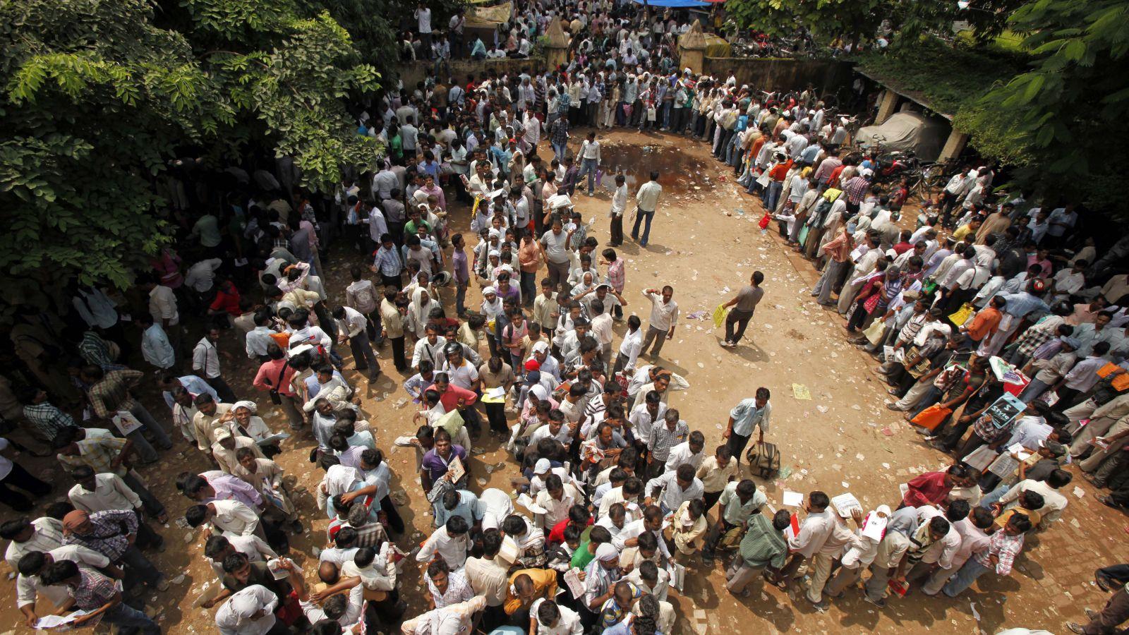 india_job crisis