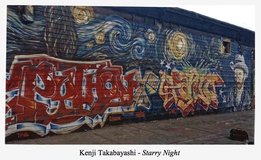 Kenji Takabayashi's Starry Night.