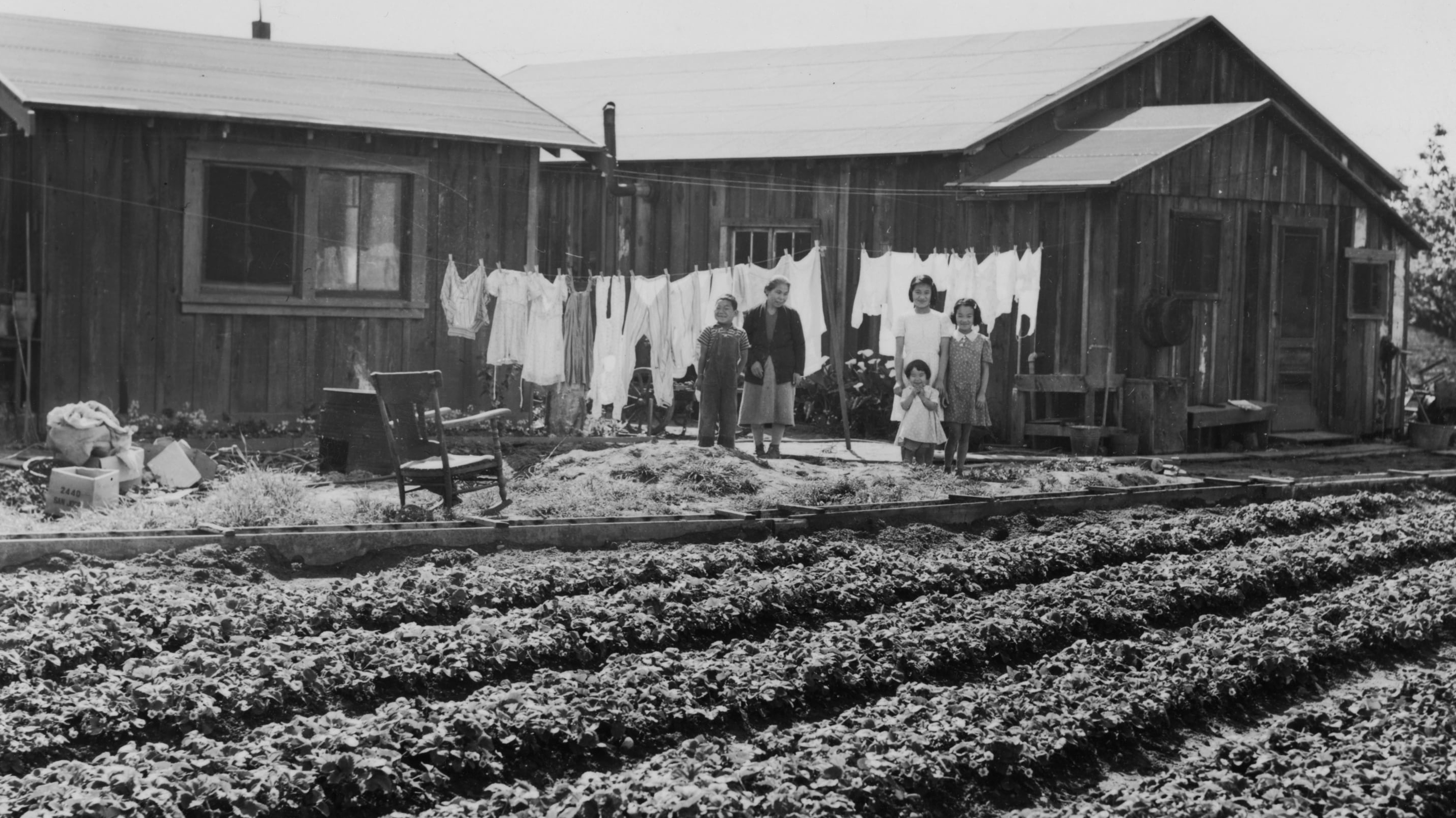 Japanese internment camps during World War II are a lesson