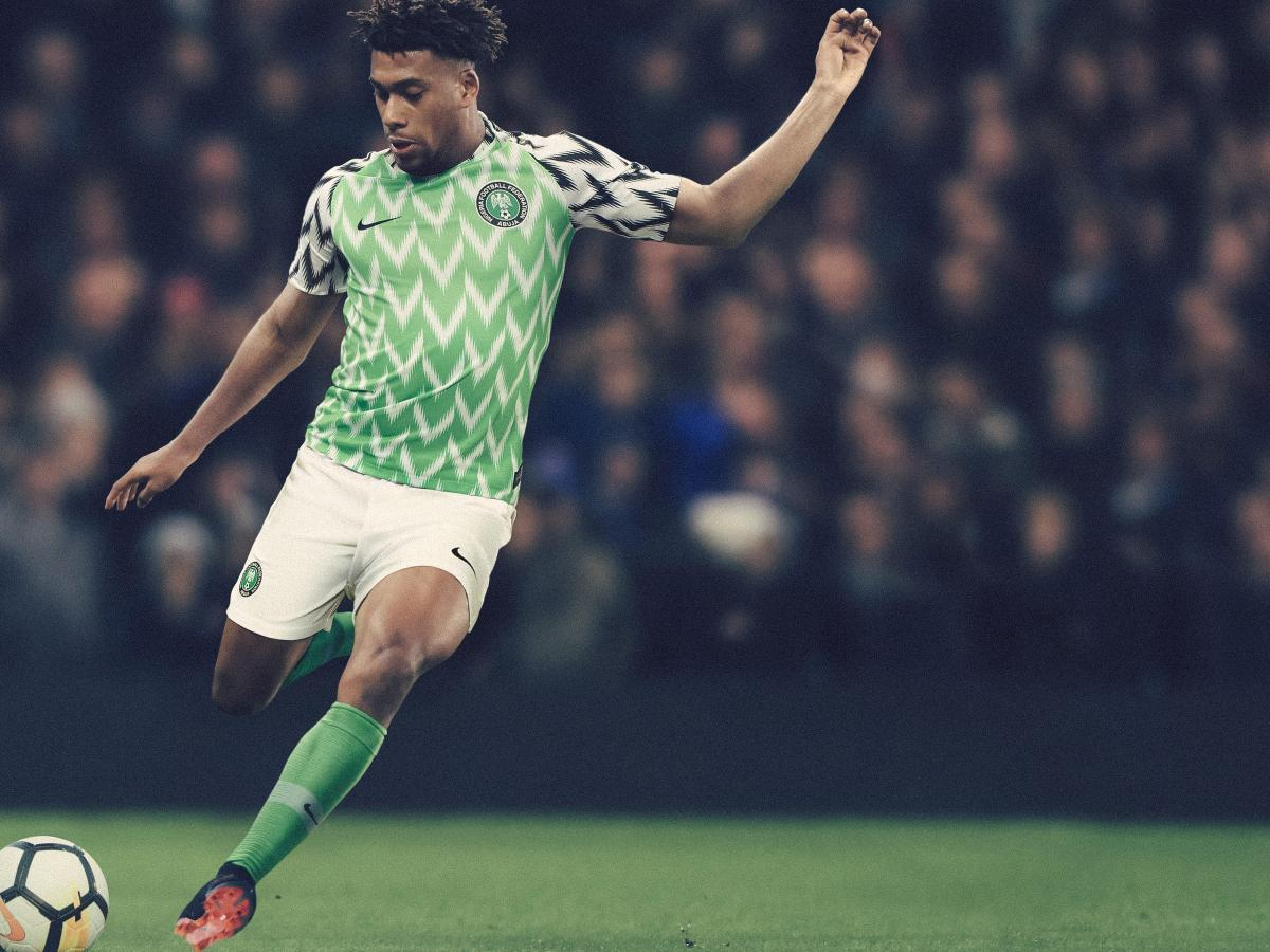 d004d5a1c1a Nigeria s World Cup kit has sold out - Nike — Quartz Africa