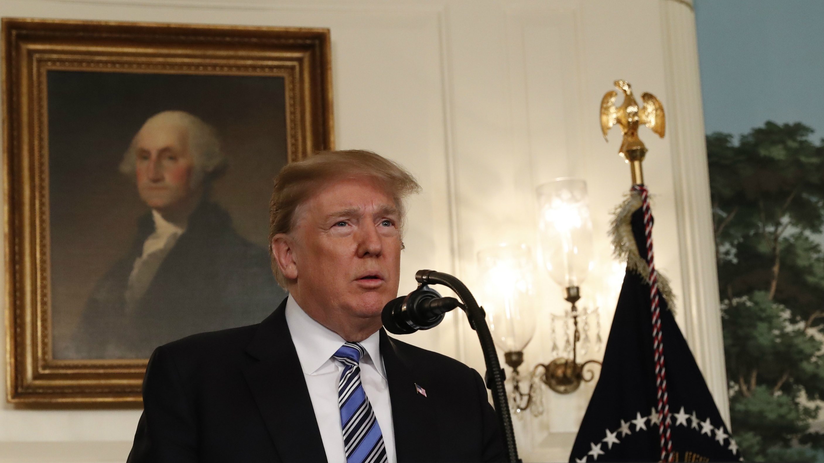Reuters Leah Millis Trump trade tax cuts