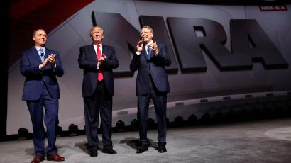 Trump Wont Support The Houses Nra Backed Concealed Carry
