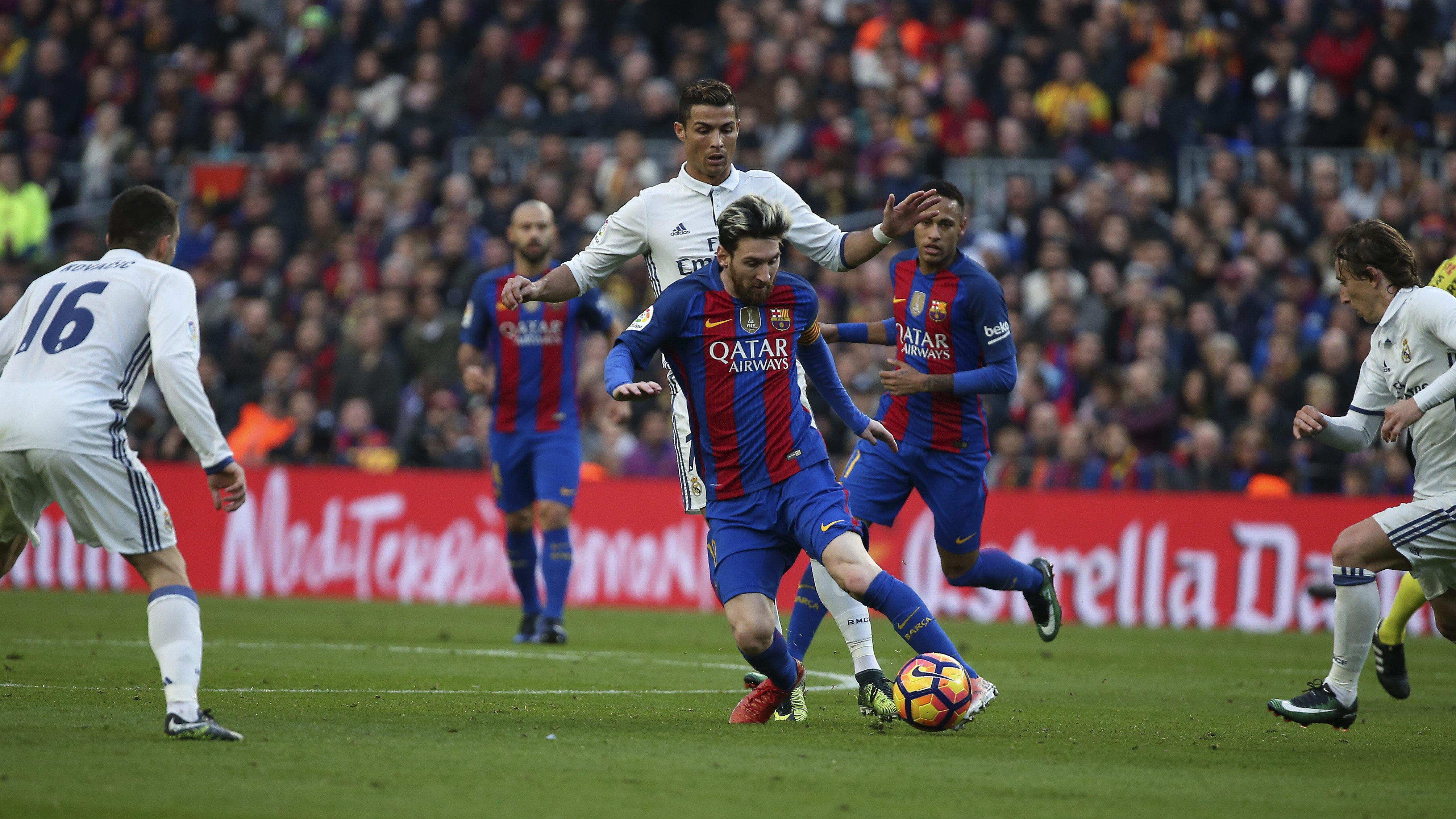 MWC 2018: Spanish soccer's LaLiga is making TV games look