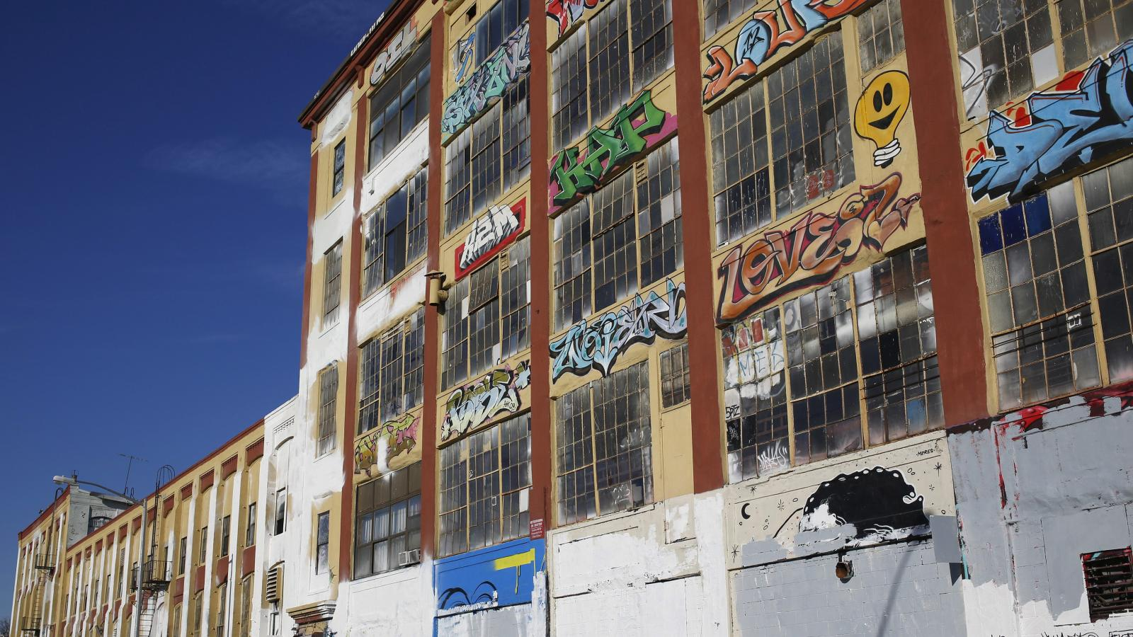 Graffiti artists could see millions after a developer painted over their work at 5pointz
