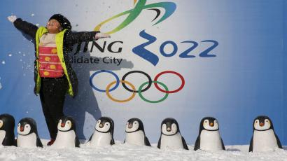 beijing 2022 winter olympics will rely entirely on artificial snow