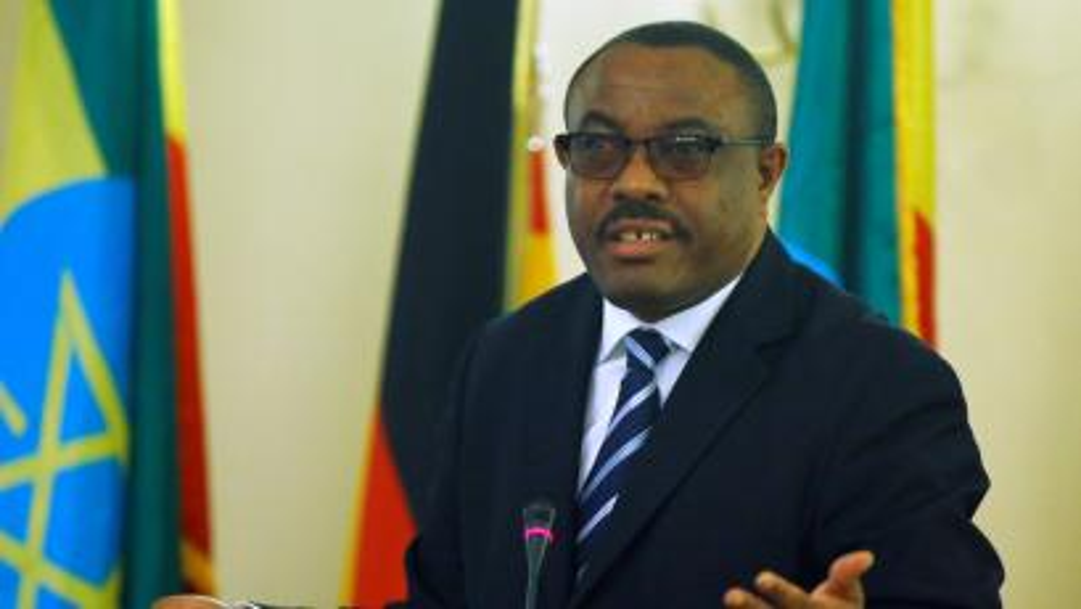 Ethiopia's prime minister Hailemariam Desalegn has resigned — Quartz Africa