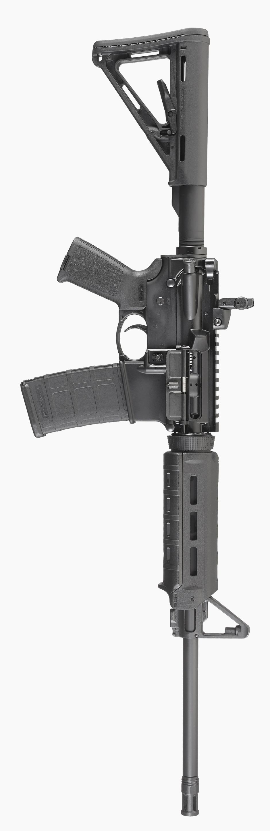 Image of a Ruger AR-15