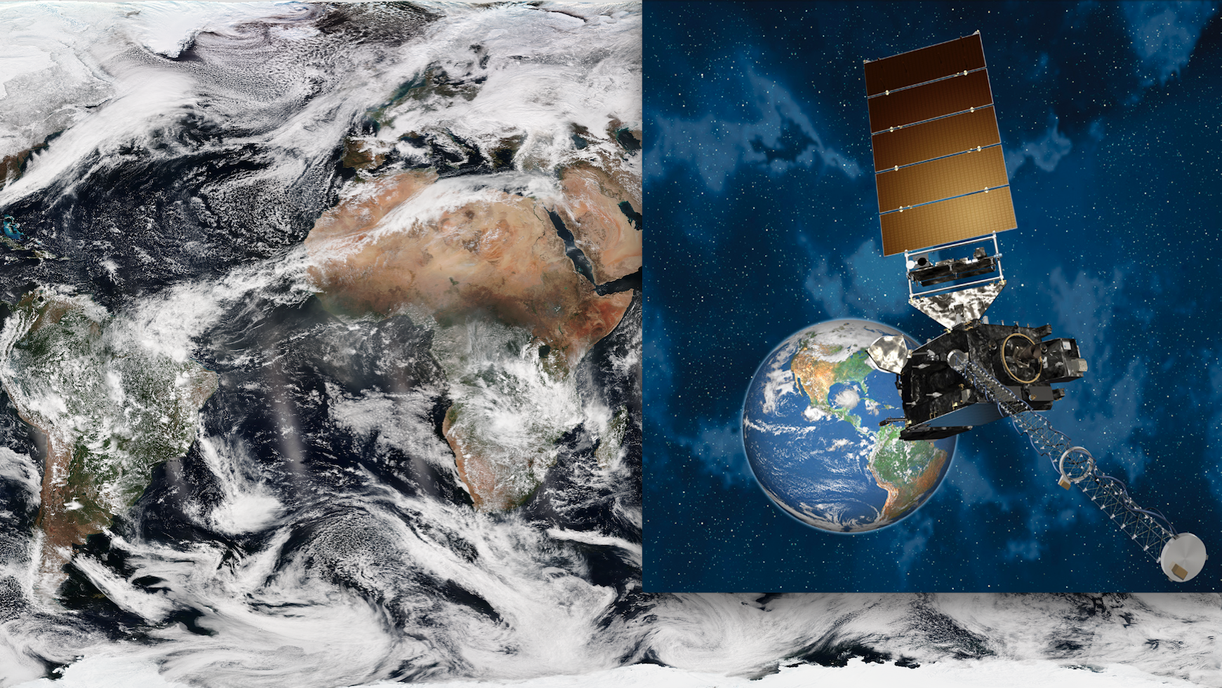 NOAA satellites are the reason we have weather forecasts