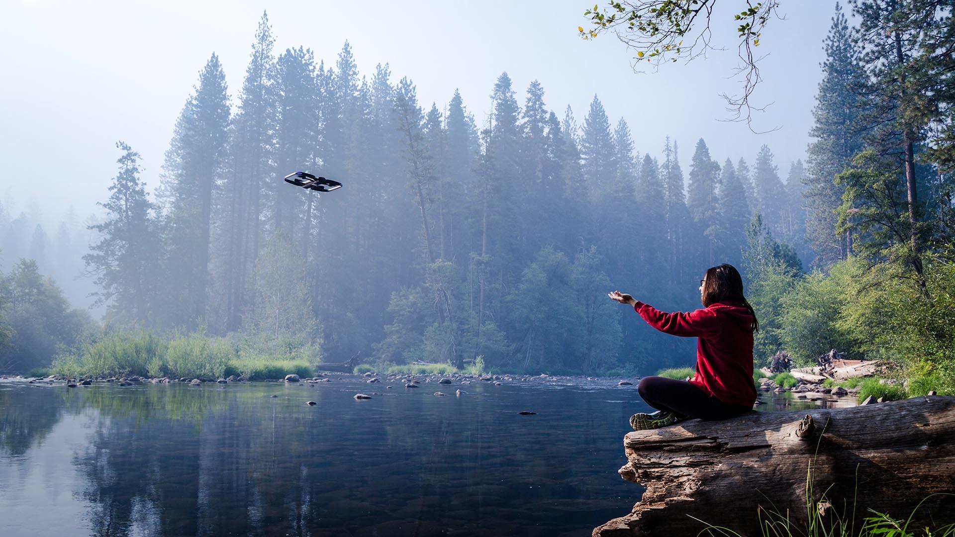 Skydio R1 The Self Flying Camera Lake