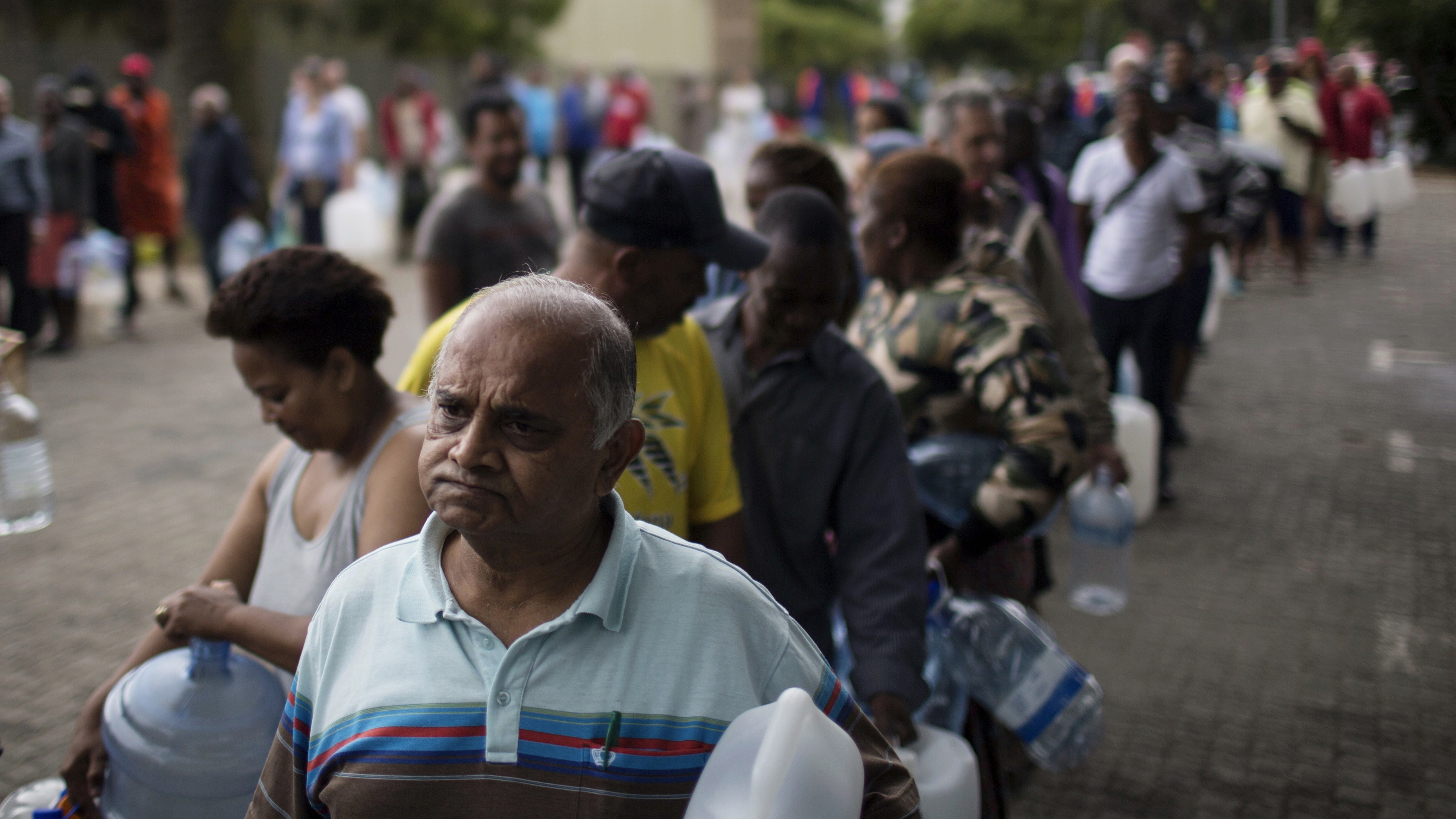Cape Town Drought Farmers Donate Water To City As
