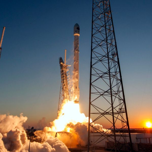 US space race: Airline problems surge at 22 launch sites as
