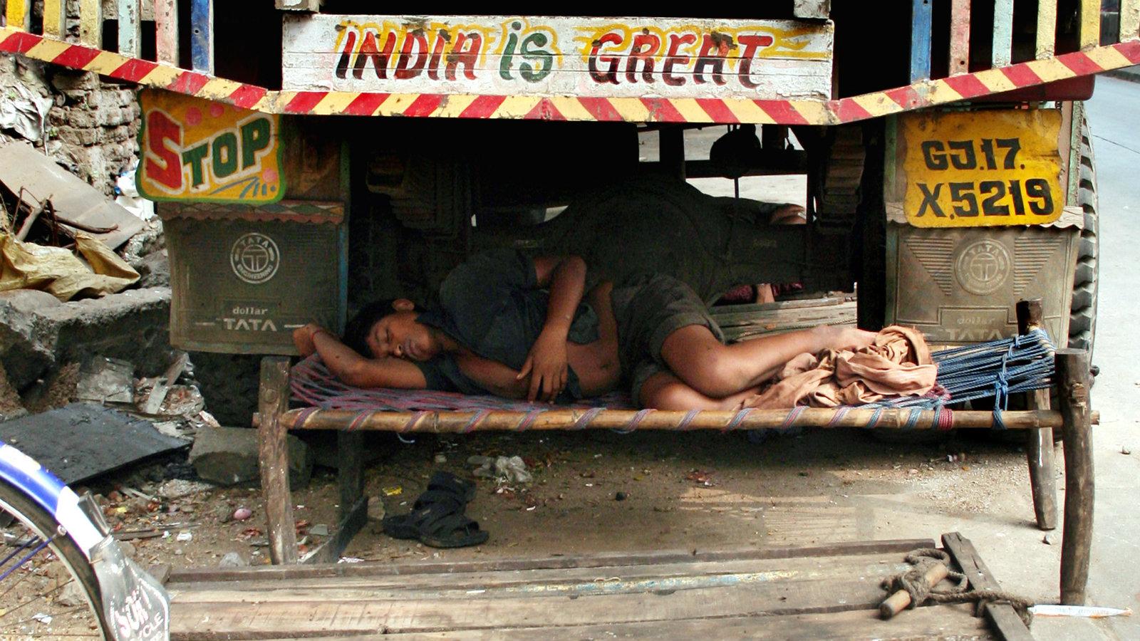 India-Economy-Citizenship