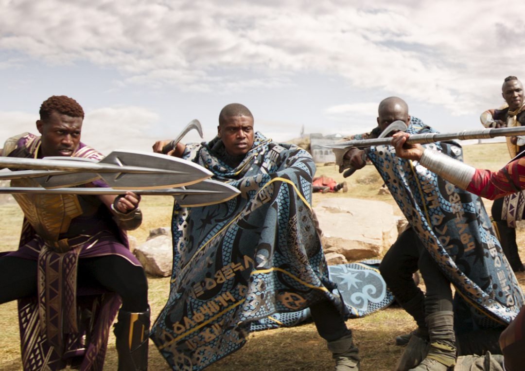 The African tribes represented in Black Panther