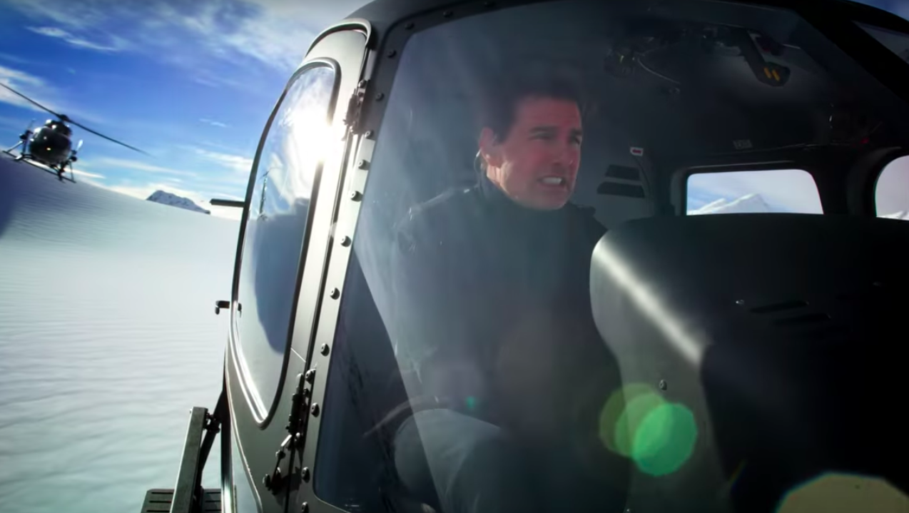 Mission Impossible Fallout Stunt Tom Cruise Became An Expert Helicopter Pilot For The Action Sequel Quartz