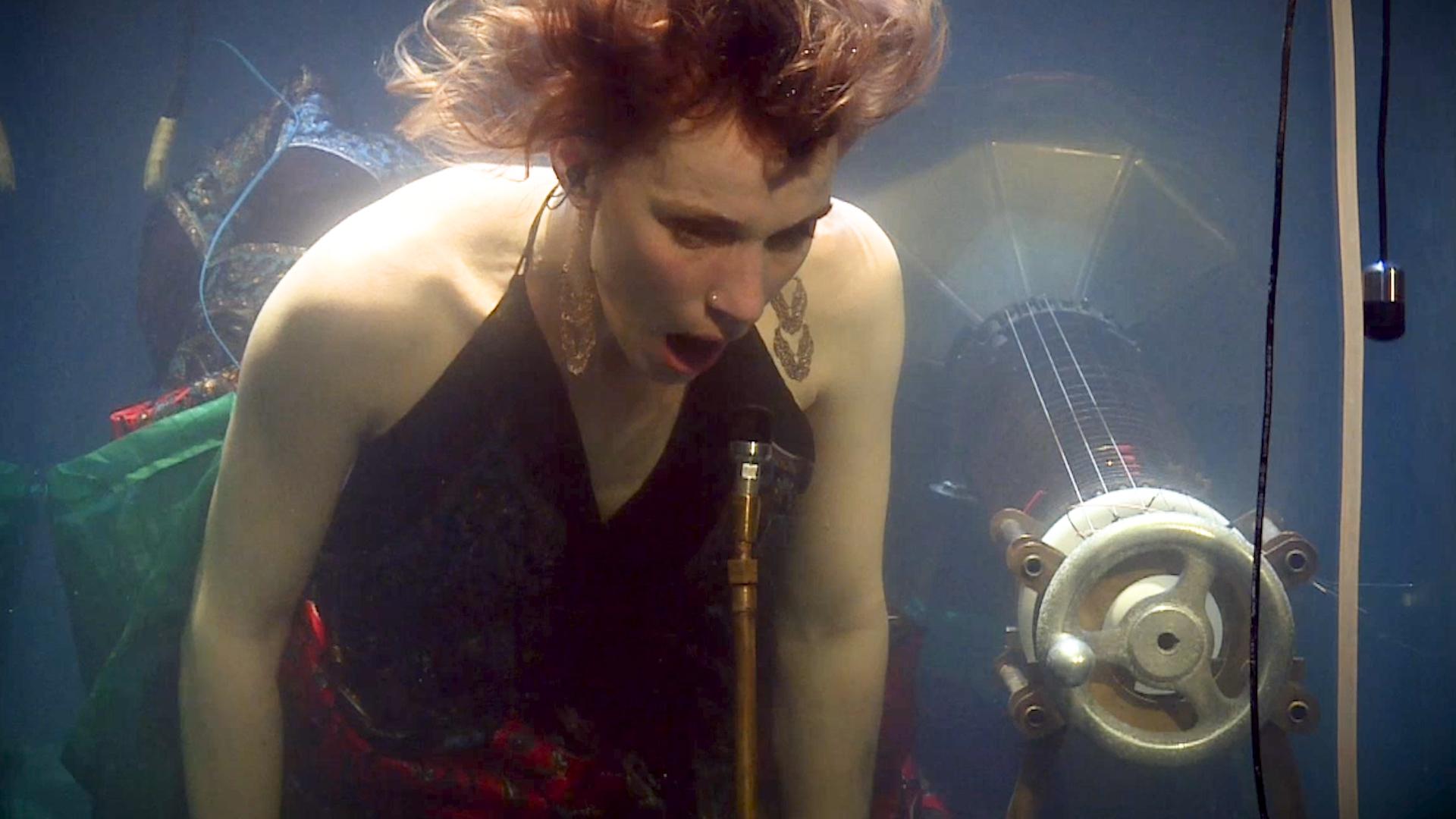 underwater feature new